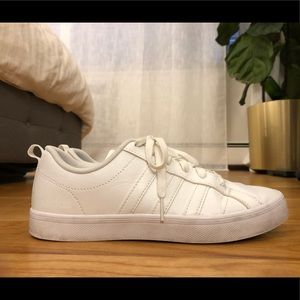 Adidas White Tennis Shoes
